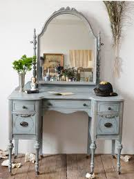 vintage vanity table home furnishings