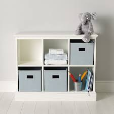 classic 6 cube storage unit bedroom furniture the white company uk