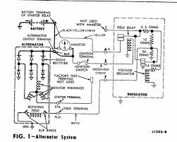 wiring diagram with alternator club cobra