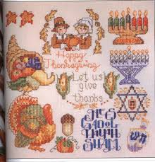 40 best cross stitch thanksgiving images on