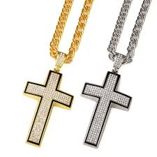 aliexpress buy nyuk new fashion american style gold aliexpress buy nyuk men s jewelry classic design bible cross