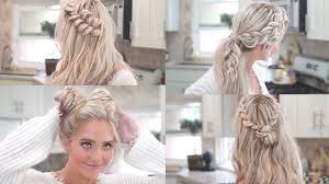 savannah braids hairstyles my 10 favorite everyday braided hairstyles youtube
