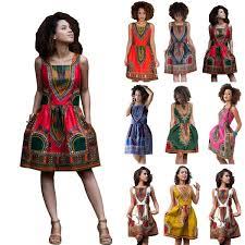 african print dashiki dress addicted2fashion