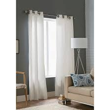 grayson grommet curtain panel pair threshold target