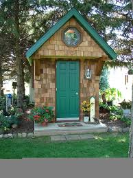 a very tiny house a story book life in a secret garden