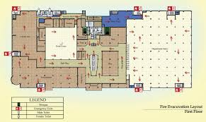 emergency exit floor plan template emergency evacuation floor plan sle carpet vidalondon