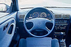 Nissan Sentra Interior 1991 94 Nissan Sentra Consumer Guide Auto