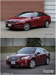 legacy subaru 2014 comparo 2015 hyundai sonata vs subaru legacy review wildsau ca