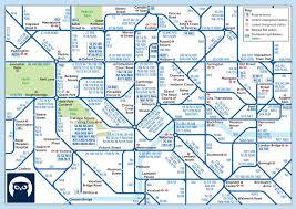 Portland Transit Map by Transit Maps