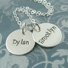silver necklace name charms images 19 best jewelry images circles jewelry and 925 silver jpg