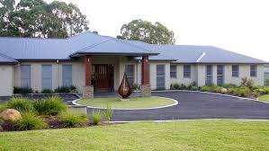 acreage landscape design by fluid design sydney nsw brisbane qld