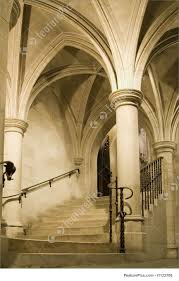 National Cathedral Interior Cathedral Stairs Picture