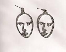 tupac earrings earrings etsy