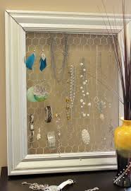 diy jewelry frame marc and mandy show