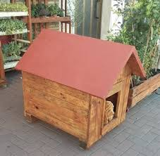 How To Make A Toy Chest Out Of Pallets by 20 Of The Best Free Diy Dog House Plans On The Internet Care Com