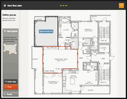 make a floor plan appealing floorplan drawing by smart draw floor plan displaying