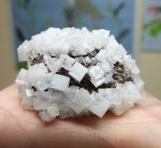 sel de cuisine fabriquer des cristaux de