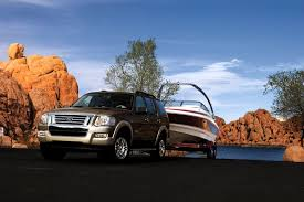 towing capacity 2004 ford explorer 2008 ford explorer overview cars com