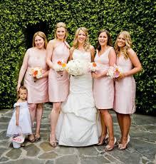 malibu bridesmaid dresses canadian american wedding in malibu california inside weddings