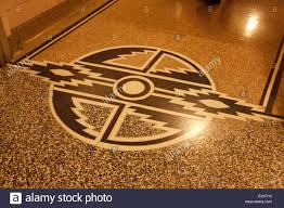 art deco flooring hoover dam art deco flooring inside the dam stock photo 75380065