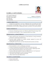 Sample Resume For Ojt Mechanical by Sample Resume For Ojt Students Ronhel Santiago Dc 541 Km16