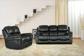 Reclining Leather Sofas Uk Diego Recliner Leather Sofa Set City Furniture Shop