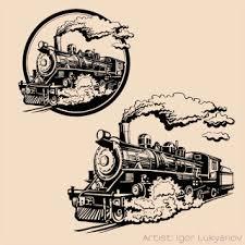 vintage train locomotive vintage pinterest locomotive