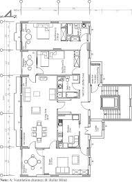 plan imagefigure 6ground floor plan design best exciting home decor large size hills decaro house first floor plan post fire home decor