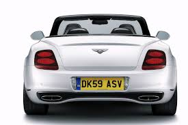 bentley continental supersports new bentley continental supersports convertible fastest four