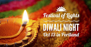 Thriller Halloween Lights by Diwali Festival Of Lights Dance Party In Portland Friday Oct