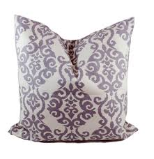 Pillow Covers For Sofa by Purple Pillow Cover Purple Throw Pillow Decorative Pillows