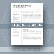 resume templates for teachers 63 best resume templates images on