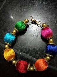 bracelet thread images Silk thread bracelet at rs 30 piece designer bracelets id png