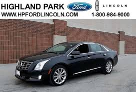 cadillac xts w20 livery package used 2014 cadillac xts for sale highland park il