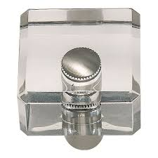 Brushed Nickel Knobs For Cabinets Art Deco Cabinet Knobs