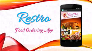 application cuisine android restro restaurant android application