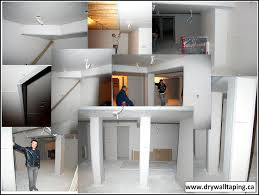 brampton drywall installation and taping services toronto 416