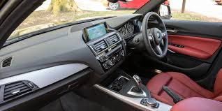 pagani interior dashboard bmw 1 series interior practicality and infotainment carwow