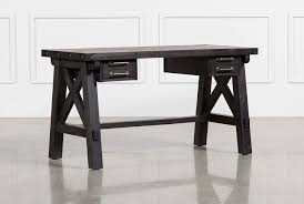 Black Office Desk Office Desks For Your Home Office Living Spaces