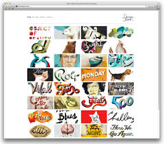 10 beautiful modern websites made with squarespace design milk