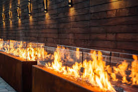modern firepits uk concrete tiles and fireplaces paloform