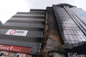 cladding for 36 buildings may pose fire risk todayonline