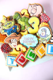 7 best disney toy story images on pinterest birthday party toy story cookies