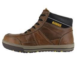 Shoo Hg dewalt camden mens leather sb steel toe lace up work boots
