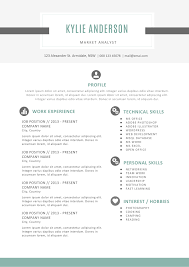 100 resume templates for mac pages free resume templates
