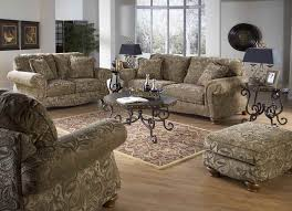Sofa Tucker S Furniture Brown Couch Beige Walls White Trim Living Room Redesign