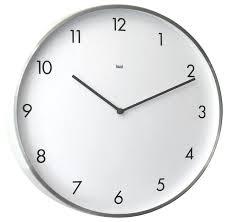 silent wall clocks quiet wall clock cursosfpo info