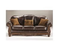 North Shore Dark Brown Sofa North Shore Showood Accent Chair 2260360 Signature Design By Ashley