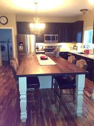 wood legs for kitchen island kitchen islands with legs kitchen custom made kitchen islands