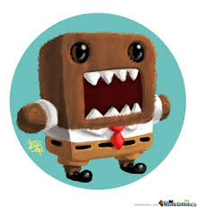 Domo Meme - spongebob domo sponmo by partyrockers meme center